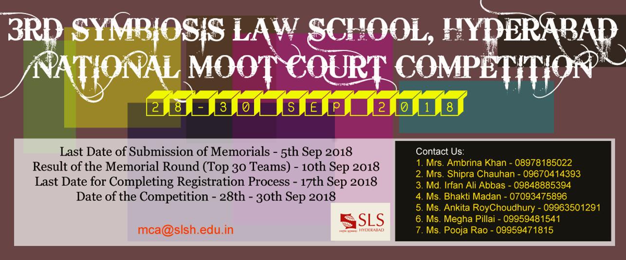 Symbiosis Law Hyderabad
