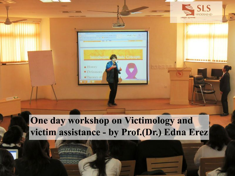 Workshop on Victimology